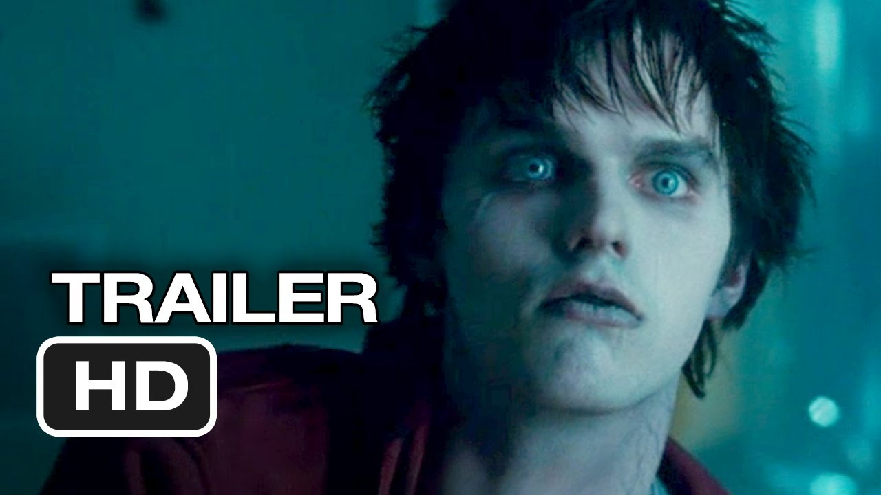 Warm Bodies Official Trailer 1 2013 Zombie Movie Hd Youtube
