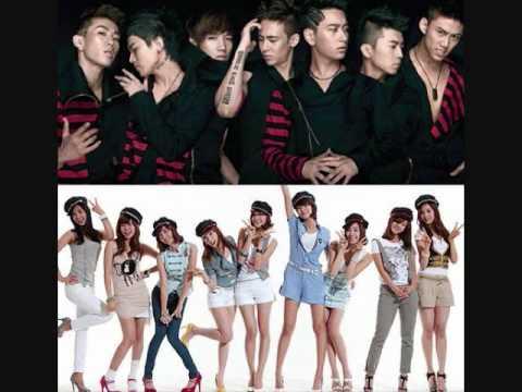 [MP3 DOWNLOAD] SNSD (소녀시대) & 2PM (투피엠) - Cabi Song (Chipmunks Version)