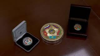 Нацбанк Казахстана опубликовал видео золотой килограммовой монеты