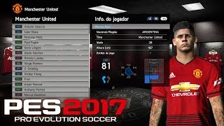 Download Update 2.5 Immortal Patch - PES 2017 PC