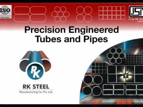R K Steel Manufacturing Company Private Limited Corporate Video