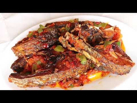 How To Make Nigerian Party Fish (pepper Fish)