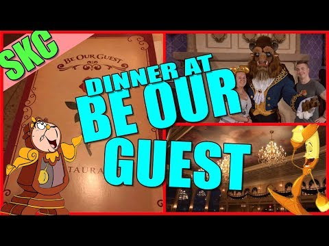 Be Our Guest | Florida 2017 | Day 5