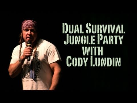 Dual Survival Jungle Party with Cody Lundin