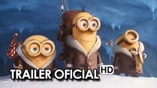 LOS MINIONS Tráiler Mundial en español + Noticias de Cine (2015) HD