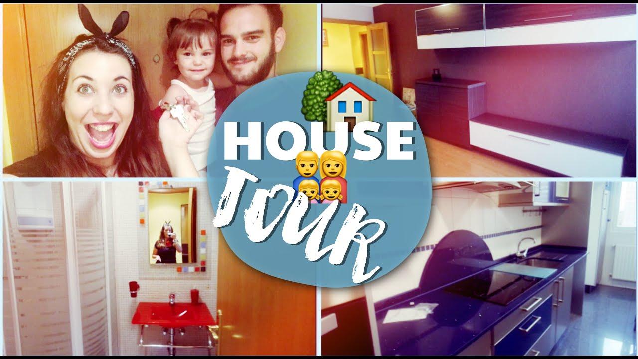 NOS MUDAMOS!! TOUR CASA NUEVA - House tour