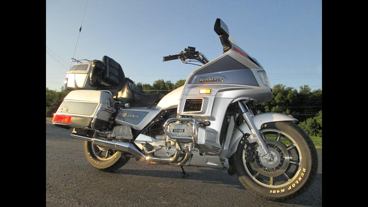 1987 Honda Goldwing Gl1200
