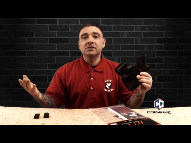 Holster Review: MTR Dual Carry Holster