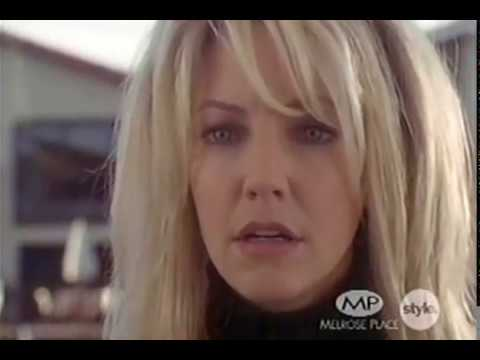 Melrose Place-Amanda Finds Out About Peter And Taylor's Affair