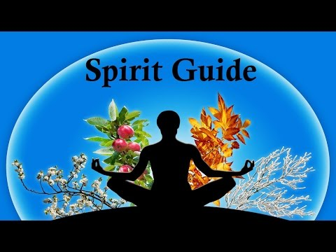 Spirit Guide - Divine Angel Messenger | Subliminal Messages Isochronic Tones Binaural Beats