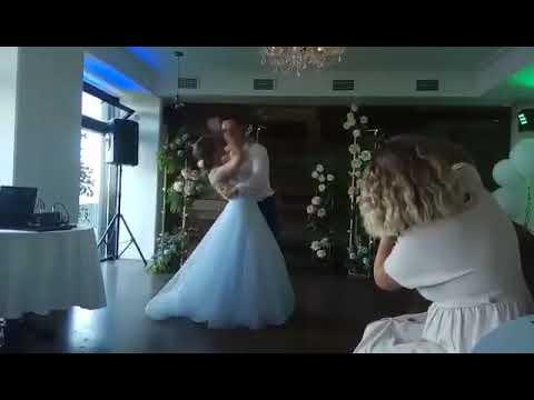 Свадебный танец Римма & Дима ( Louis Armstrong - What A Wonderful World) вальс