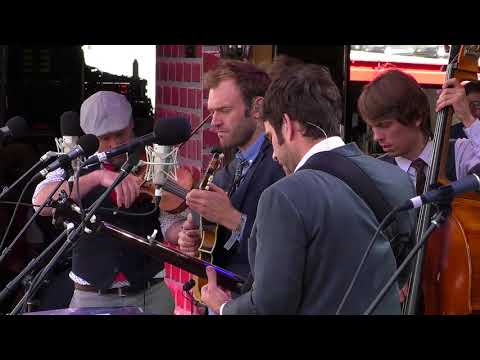 Three Dots And A Dash - Punch Brothers - 6/23/2018
