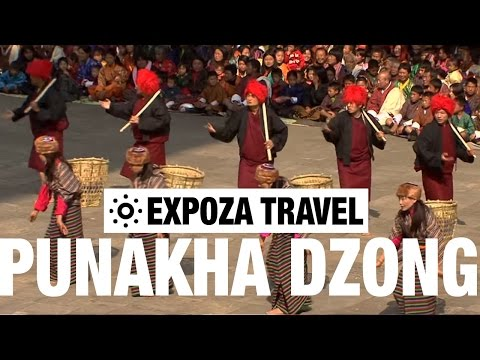 Punakha Dzong (Bhutan) Vacation Travel Video Guide