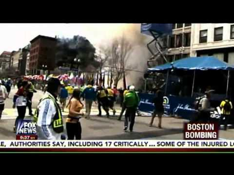 Fox News Timeline Boston Attack