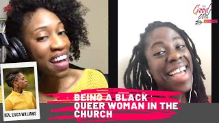Being a Black queer woman in the church