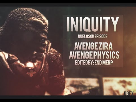 """Zira & Physics """"INIQUITY"""" by End Merp"""