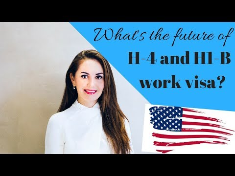 The Future Of H4 Work Visa And H1b Visa To USA✔️