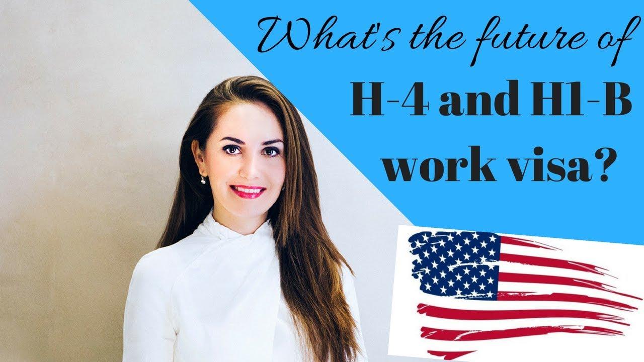 The future of H4 work visa and H1b visa to USA✔️