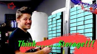 Think.........storage!!!