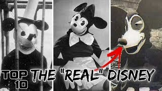 Top 10 Scary Truths Behind Disney Movies