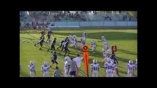 HARDEST YOUTH FOOTBALL HITS- LUKE DOUCET- 8TH GRADE HIGHLIGHT VIDEO 2015v2