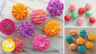 Mesmerizing Cupcake Decorating Compilation | Wilton