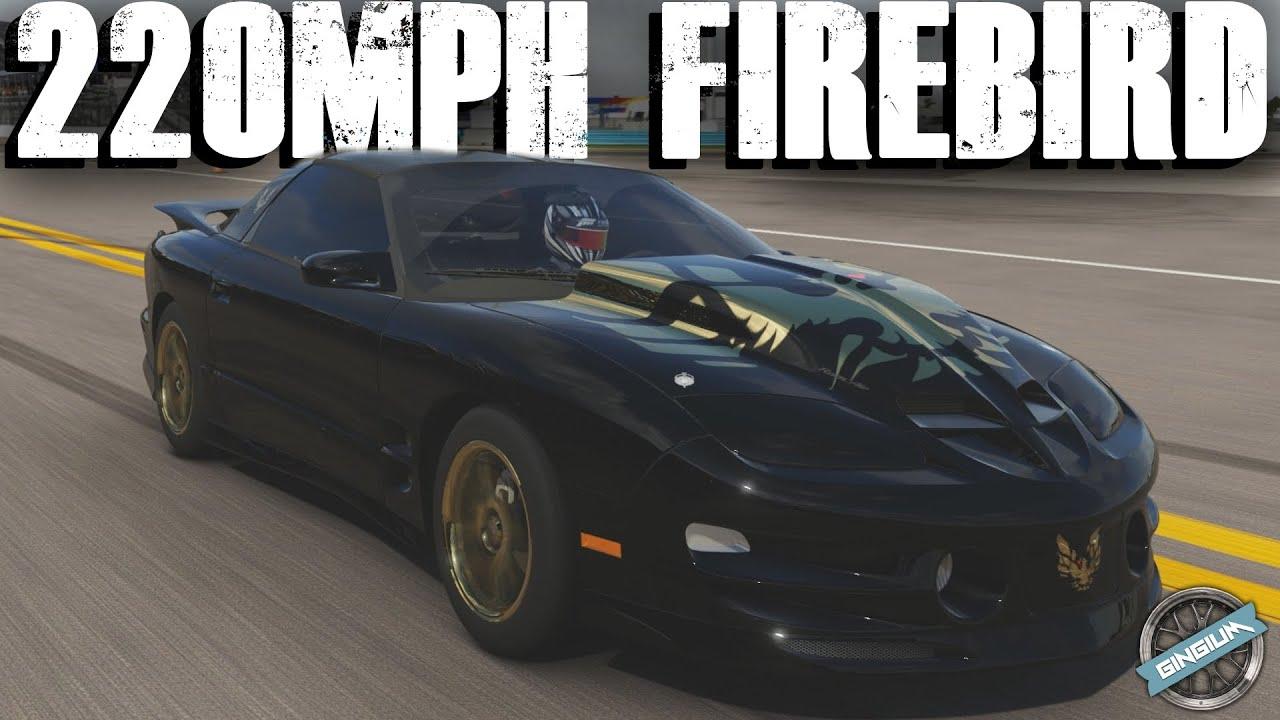 Budget Build 220 Mph W 40000 2002 Pontiac Firebird Trans Am