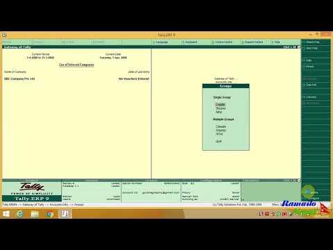 १५ दिनमा Tally सिक्नुहोस नेपालीमा 15days tally perfect training course (accounting Info)
