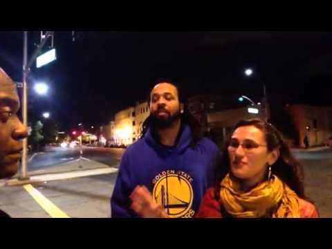 Interracial Couple On Racism In Oakland Part 2 - Zennie62