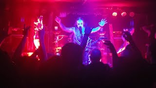 BELPHEGOR - Baphomet (LIVE at BROOKLYN BAZAAR, NY) 06/02/2019