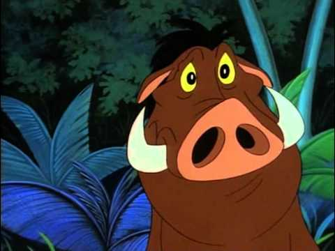 Timon & Pumbaa: Il leone si è addormentato (The lion sleeps tonight)