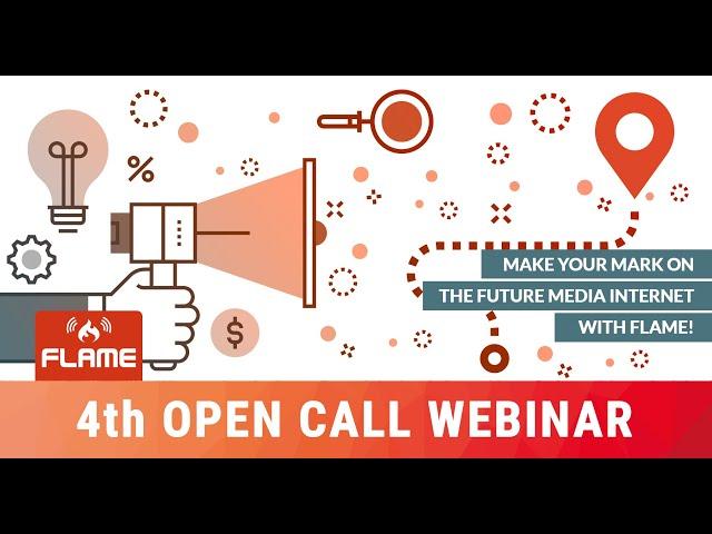 FLAME 4th OpenCall Webinar