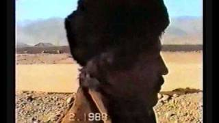 Афганистан.Пленные моджахеды. Часть1