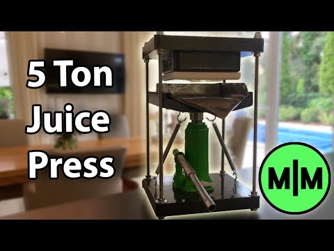 Lets Make - A Cold Juice Press