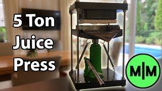 Lets Make - A Cold Juice Press