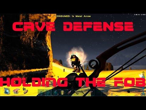 Raiding Alpha Tribe ! Server 579 Defending the FOB
