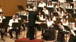 Japanese Folk Song Suite WARABE UTA/日本民謡組曲「わらべ唄」:川崎吹奏楽団 Kawasaki Wind Ensemble
