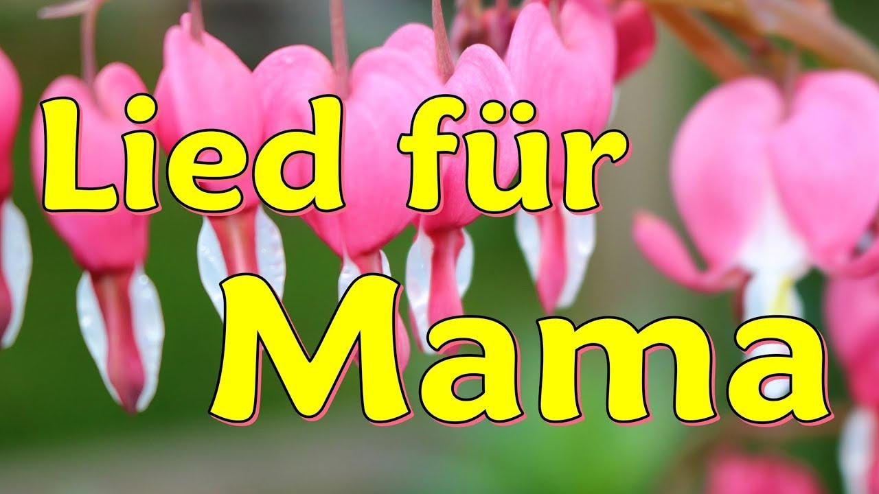 Lied Für Mama Alles Gute Zum Muttertag Liebe Muttertagsgrüße Für