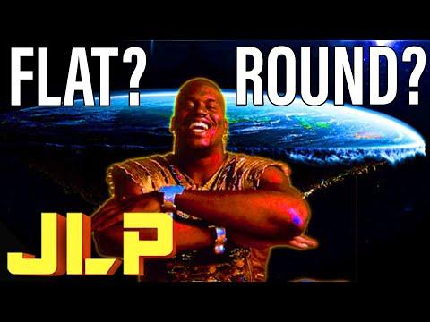 JLP Talks Flat Earth (Flat earthers in turmoil) thumbnail