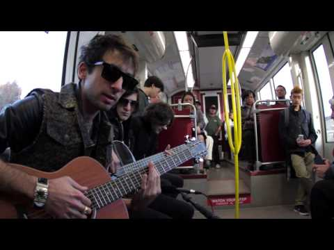 """Beware of Darkness """"All Who Remain"""" - A Trolley Show (live performance)"""