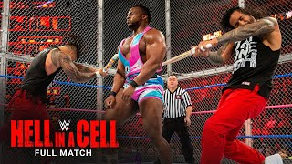 FULL MATCH - The New Day vs. The Usos - Hell in a Cell Match: WWE Hell in a Cell 2017