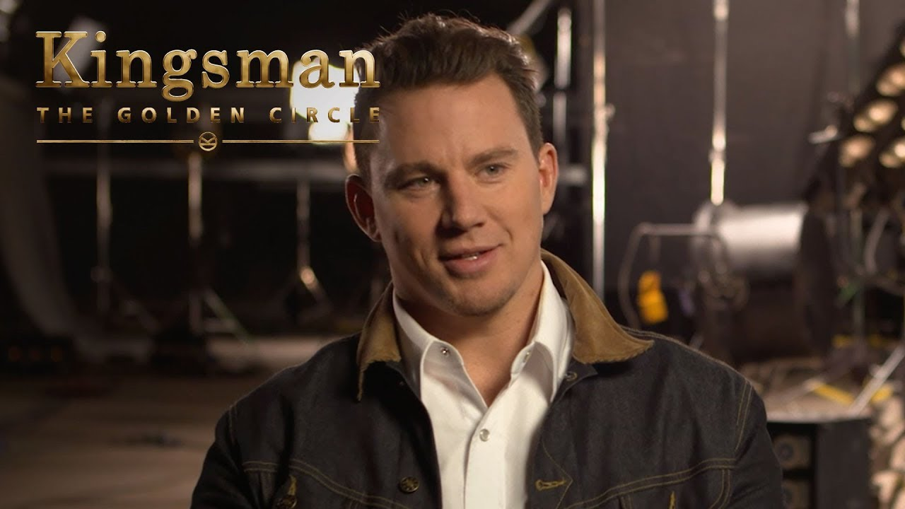 Download Kingsman: The Golden Circle | Gaining Channing Tatum's Trust | 20th Century FOX