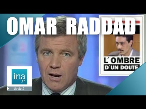 "Omar Raddad ""L'ombre d'un doute""   Archive INA"