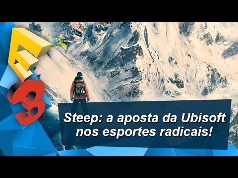 E3 2016 - Jogamos Steep: o novo game de esportes radicais da Ubisoft