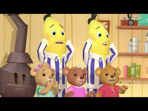 The Cushion - Bananas in Pyjamas Full Episode - Bananas in Pyjamas Official