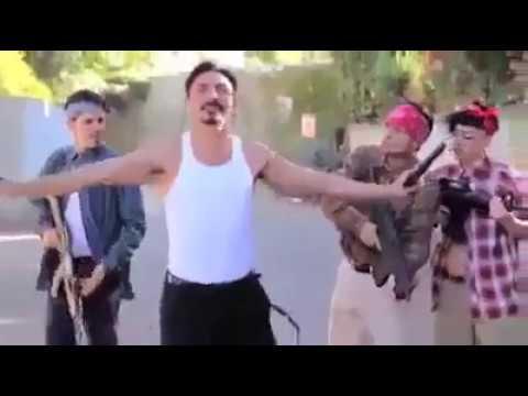 Zombie dance - Xác chết nhảy Gangnam Style