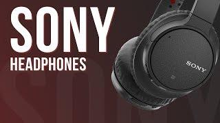 Vybíráme bezdrátová sluchátka: Cenově dostupné modely Sony s mostem! (SROVNÁVACÍ RECENZE #907)