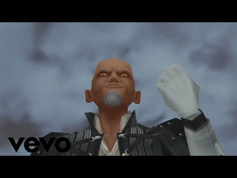 Master Xehanort: X -Blade (Official Music Video)