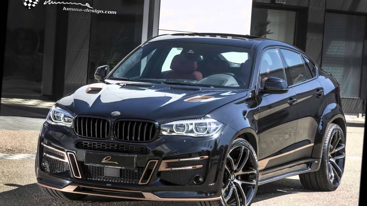 Lumma Design Bmw Clr X 6 R Youtube