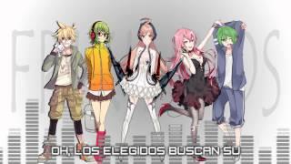 Frikiloid Chorus - Spiral Game- (Spanish Fandub)